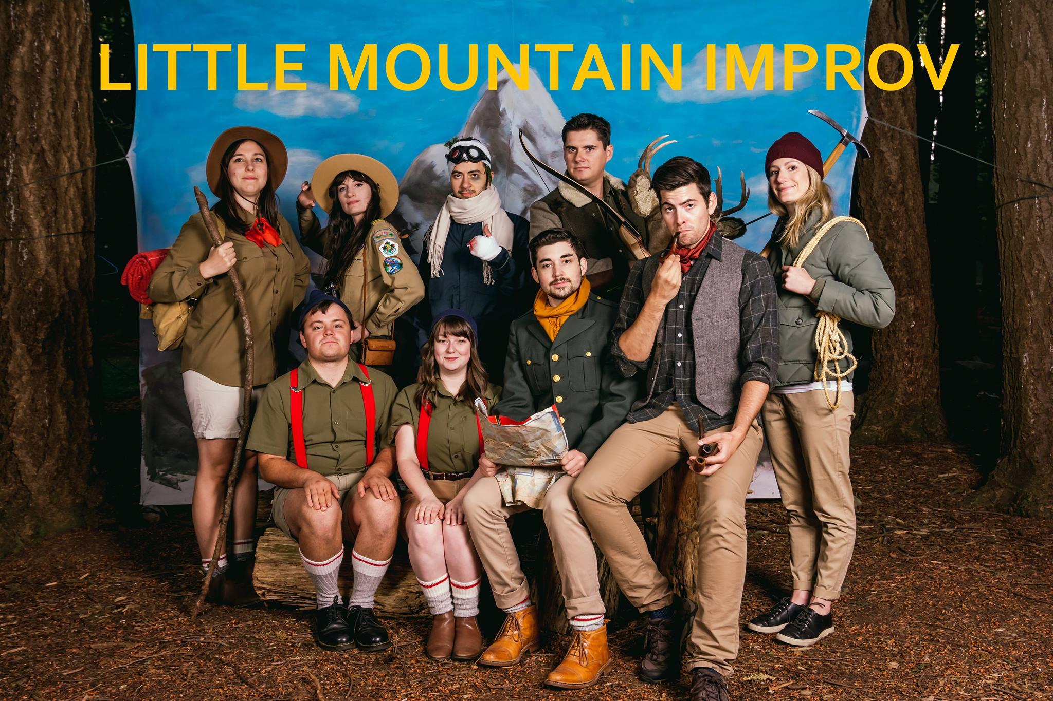 Little Mountain Improv